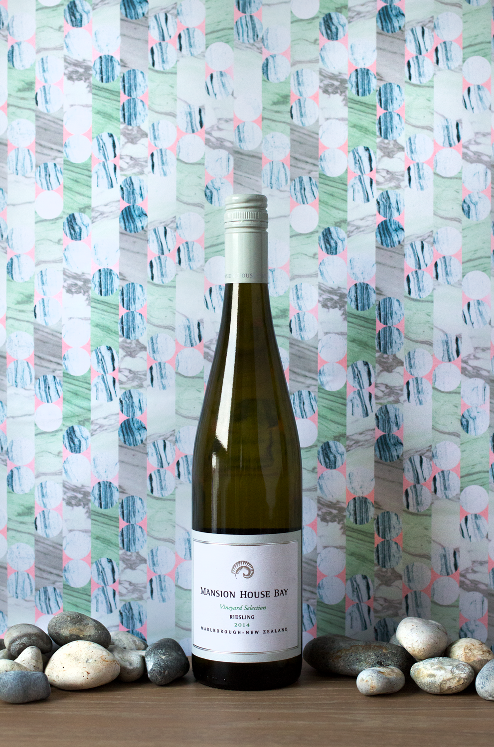 Wine Review of Mansion House Bay Riesling 2015 from Marlborough, New Zealand by Bottle Bitches.png