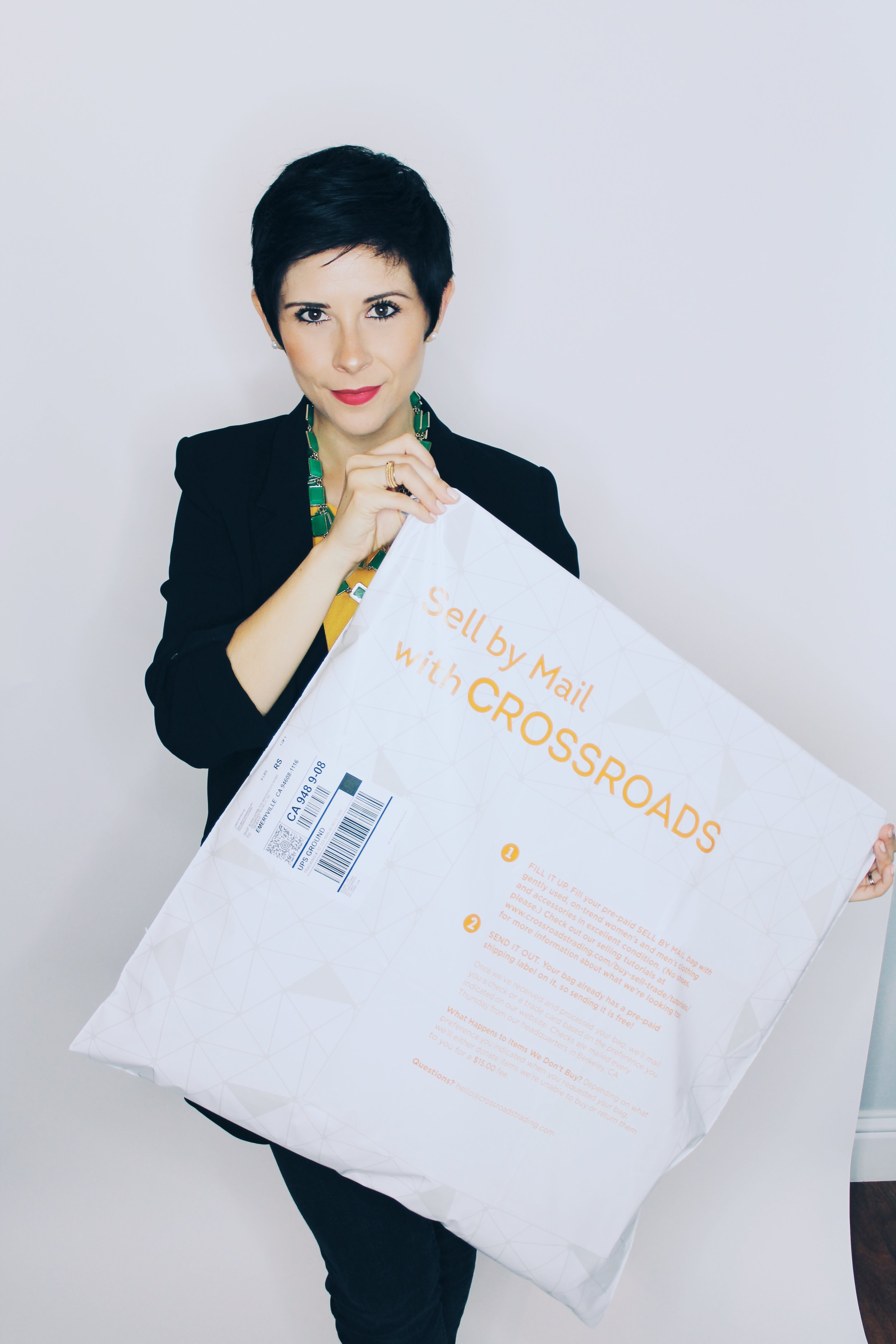 2 Simple Steps To Sell By Mail With CROSSROADS (Selling Your