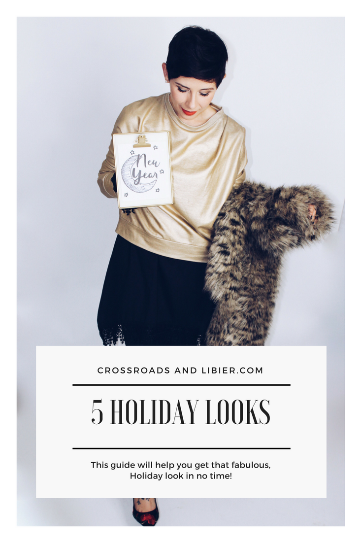 fc9540ded1897 5 Holiday Outfit Ideas (Comfy| Edgy |Classic |Urban |Chic) — beauty ...