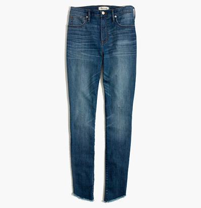 Skinny Madewell Jeans