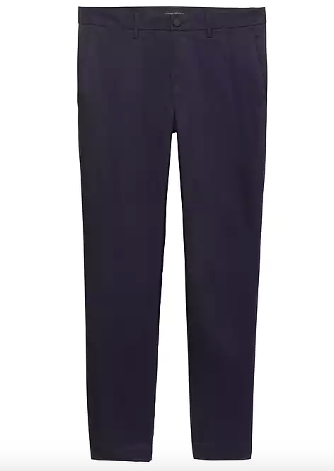 mens navy blue dress pants