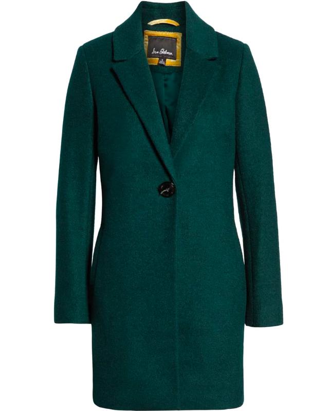 Emerald Green Blazer Jacket
