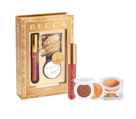 BECCA X Chrissy Cravings Glow Kitchen Kit
