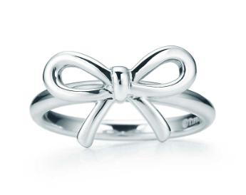 Tiffany Bow Ring