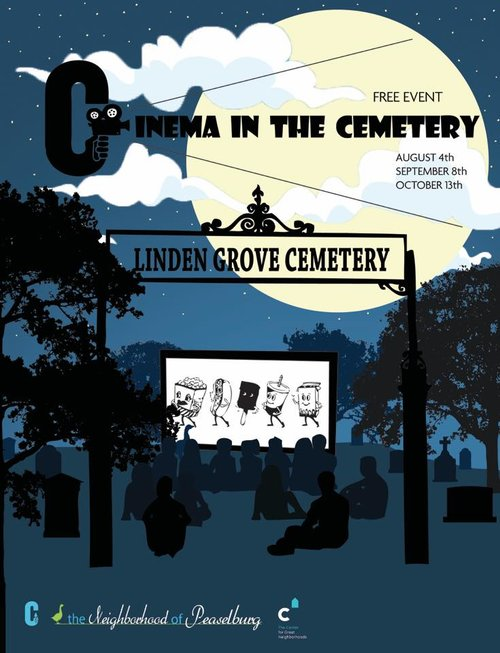 Cinema in the Cemetery Part 1 of 3 The Lego Movie — Historic Linden ...