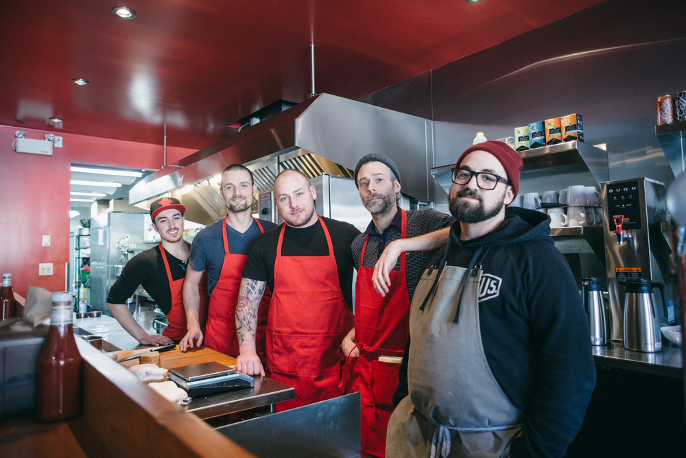 The Deli Team