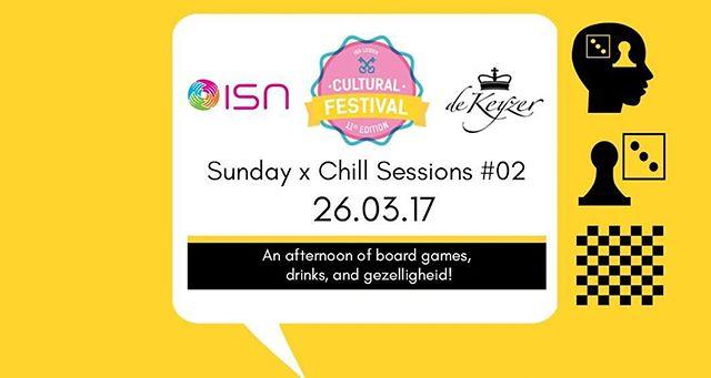 Join us for another SundayXChill session at DeKeyzer this Sunday. 🎱🎳 #CF2017 #Cultural #Festival #ESN #Leiden #Leidenhum #international