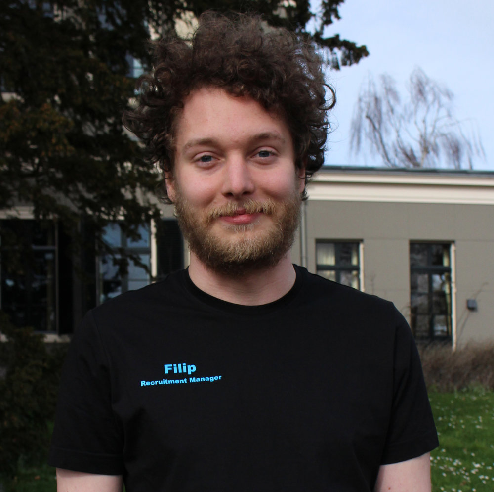 Filip Brakl Recruitment Manager