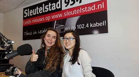 Shout out to Sleutelstad for giving ISN Cultural Festival the chance to record a radio commercial! The event will be promoted throughout the day, so tune in to their station to hear our event promo!