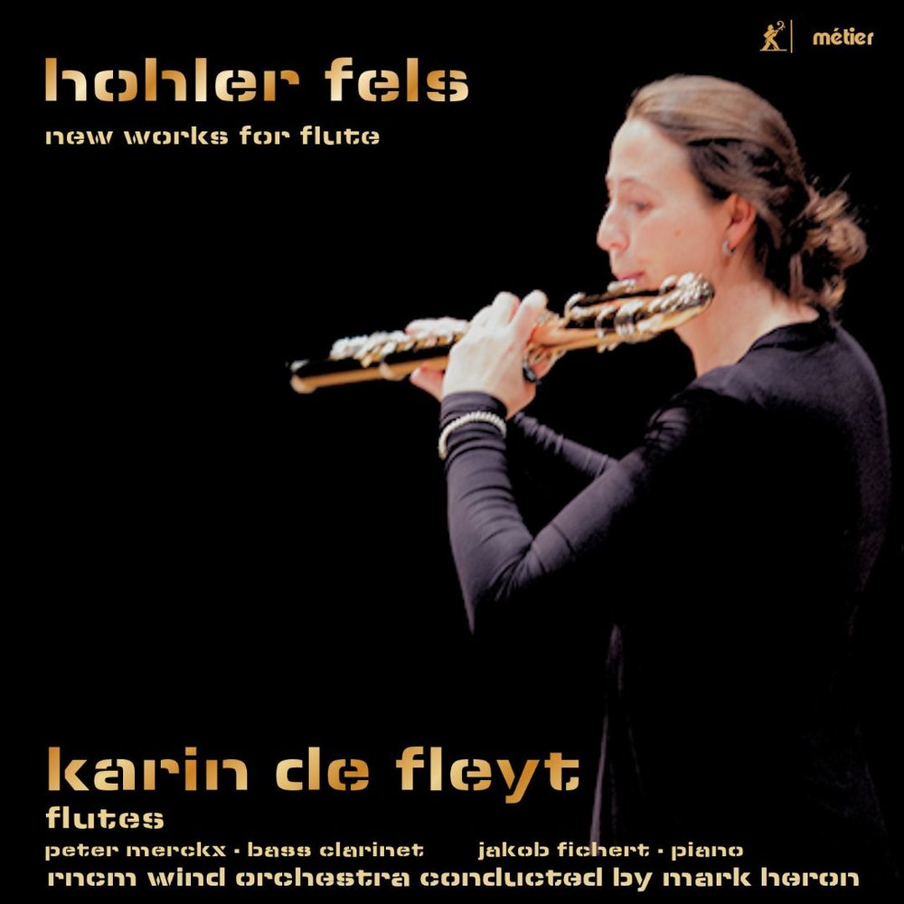 Paul Goodey - Avedisyan composer Karin de Fleyt Hohler Fels