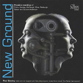 New Ground Oboe Paul Goodey - Avedisyan