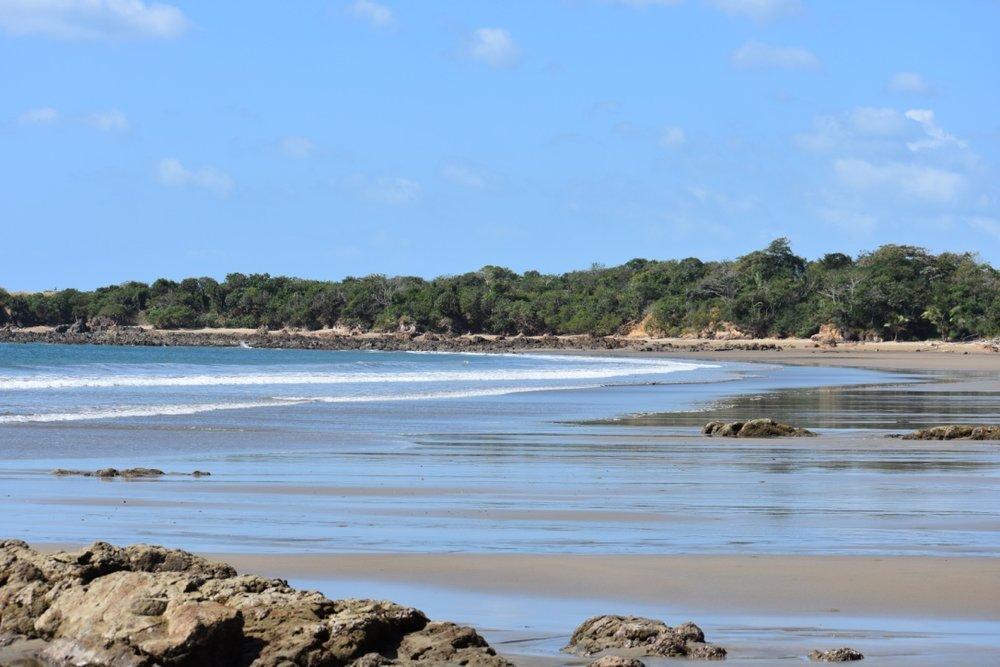 Praia praias Los Destiladeros