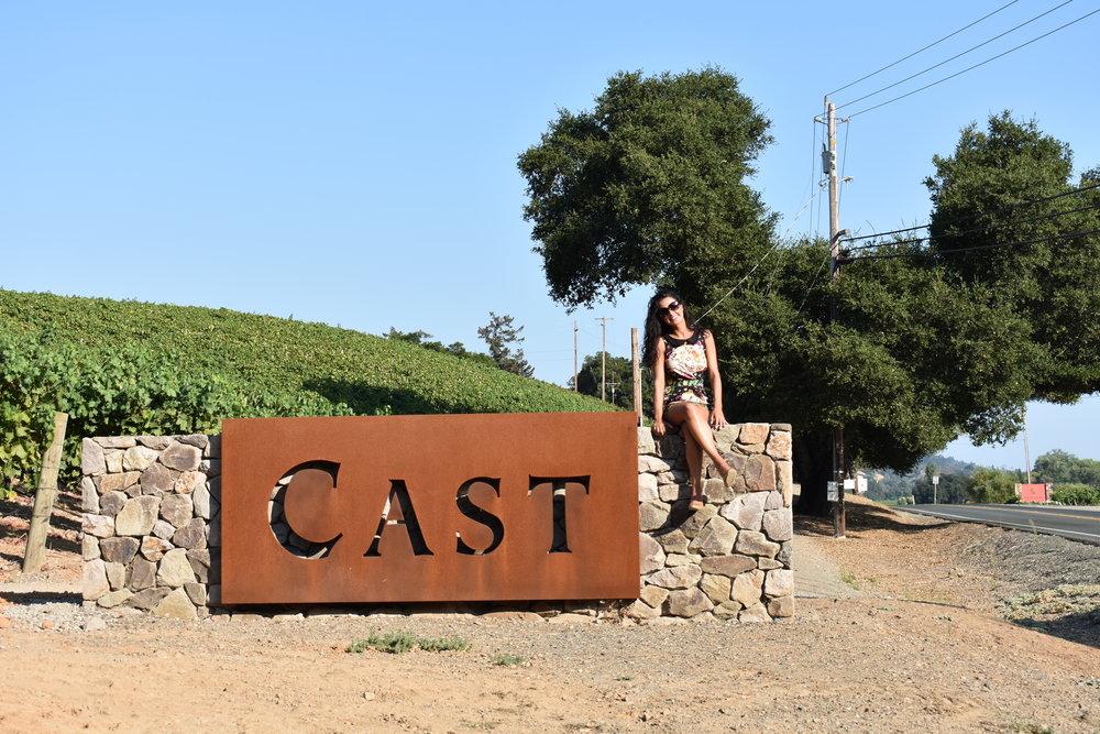California: Conheci esse vinhedo por indicação de moradores locais. Pequeno mas muito bom.