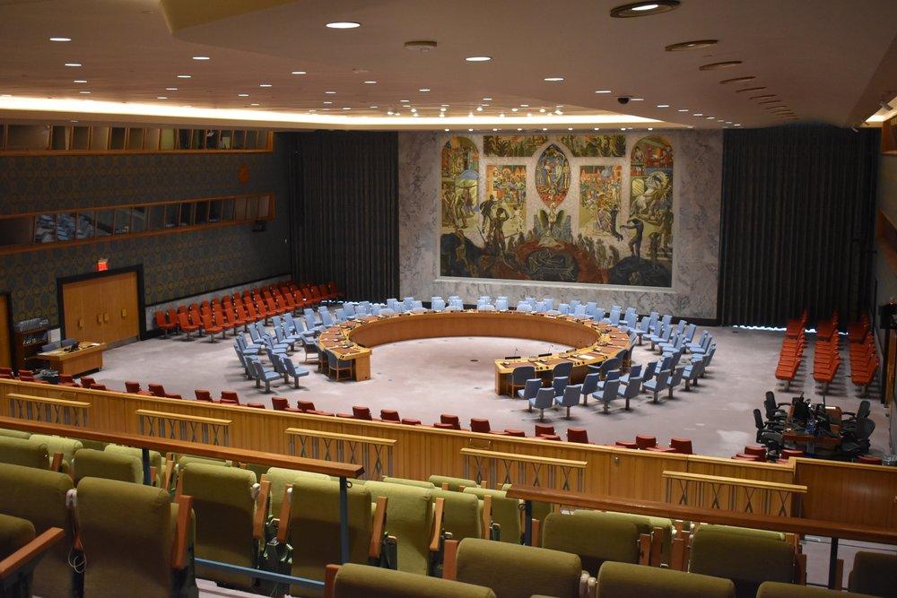 Câmara do Conselho de Segurança