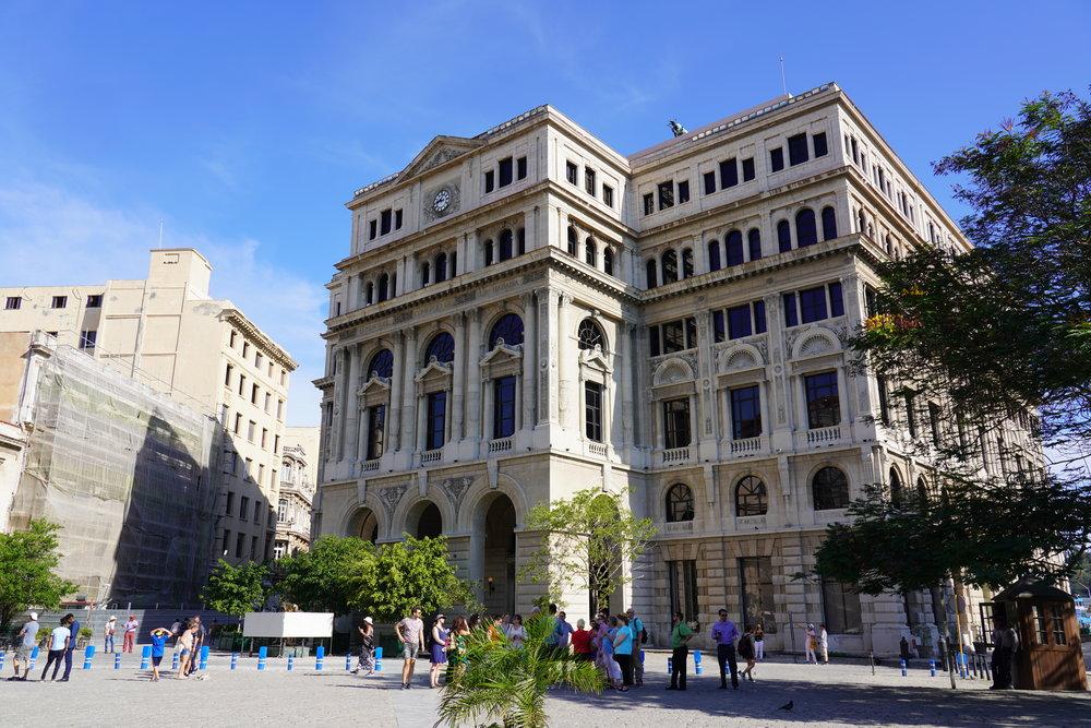 Porto de Cuba, Havana Praça Central