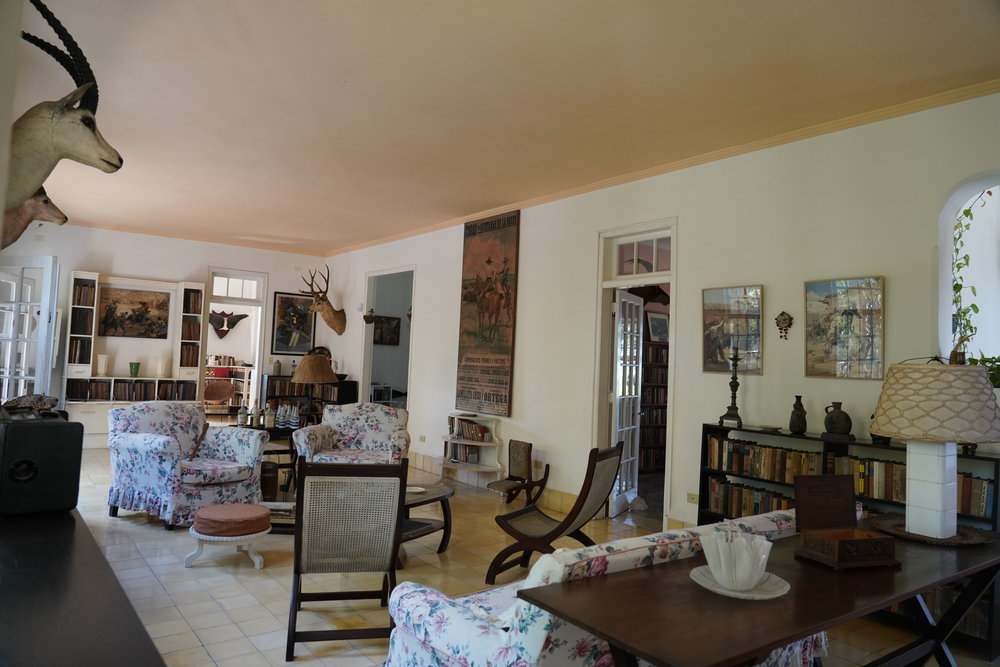 casa de Ernest Hemingway em Havana, Cuba
