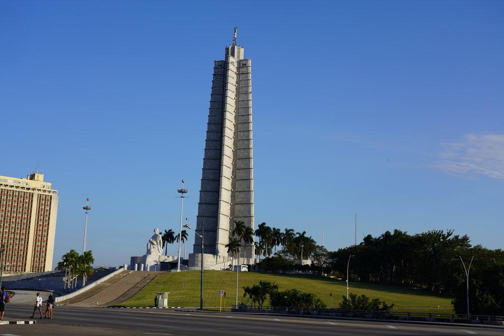 Praça da Revolução Havana Cuba