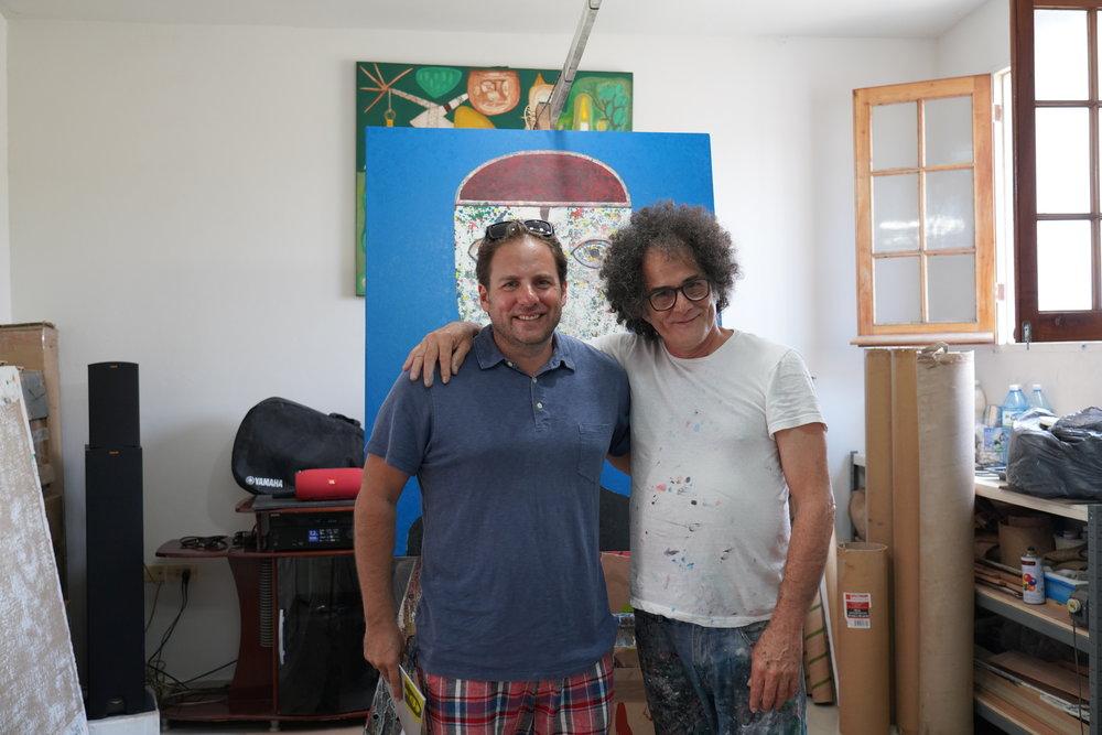 Hector Frank artista cubano Havana Cuba