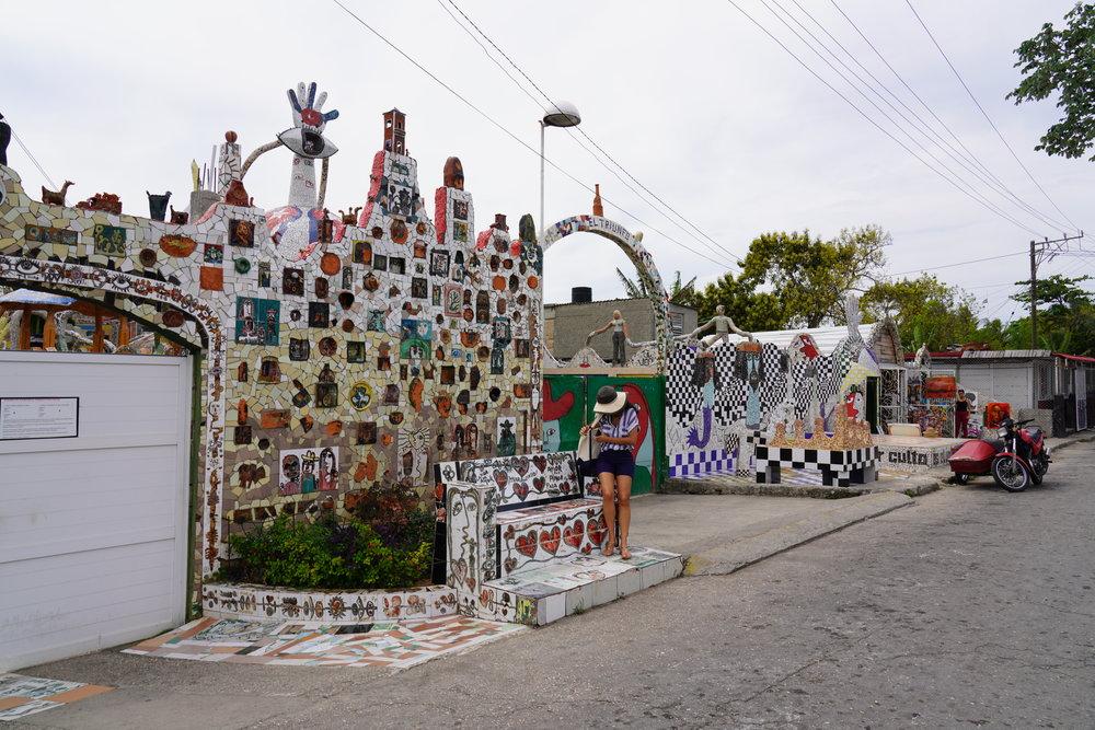 Fusterlandia José Fuster Cuba Havana Artista Cubano