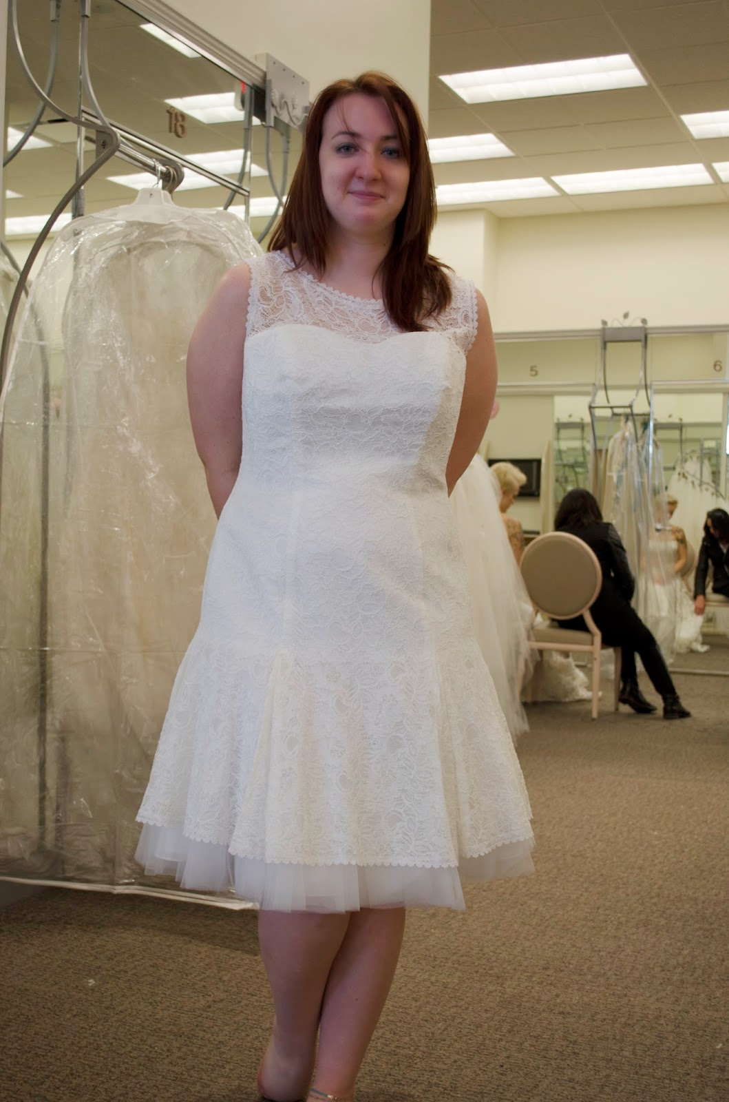The Dress Shopping Adventure!