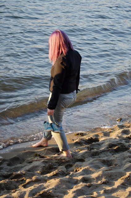 Vancouver Adventures - Kitsilano Beach