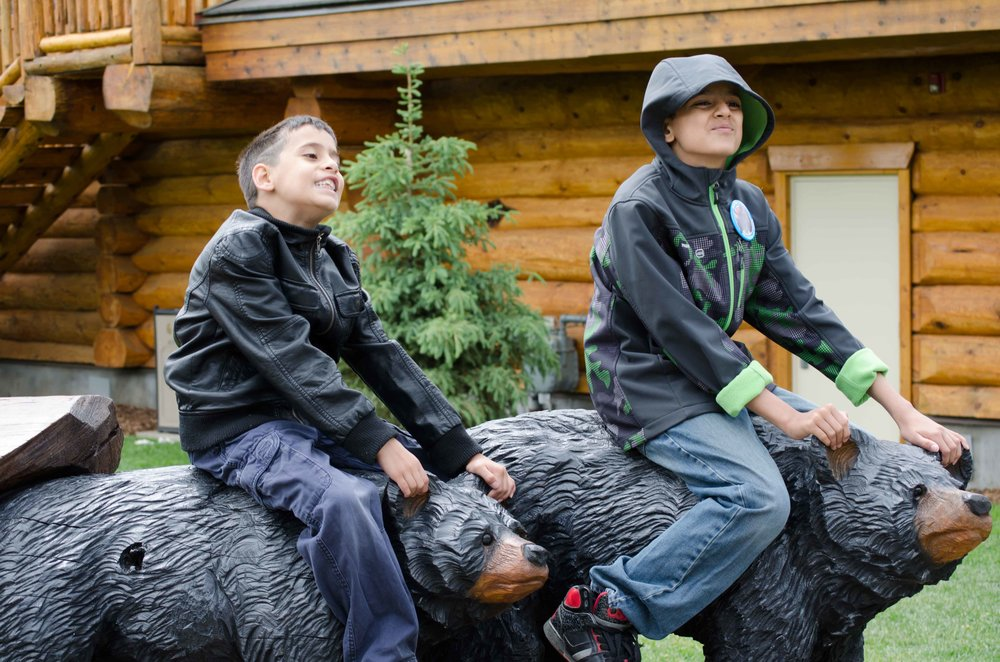 Gurjit's Boys and the Zoo!