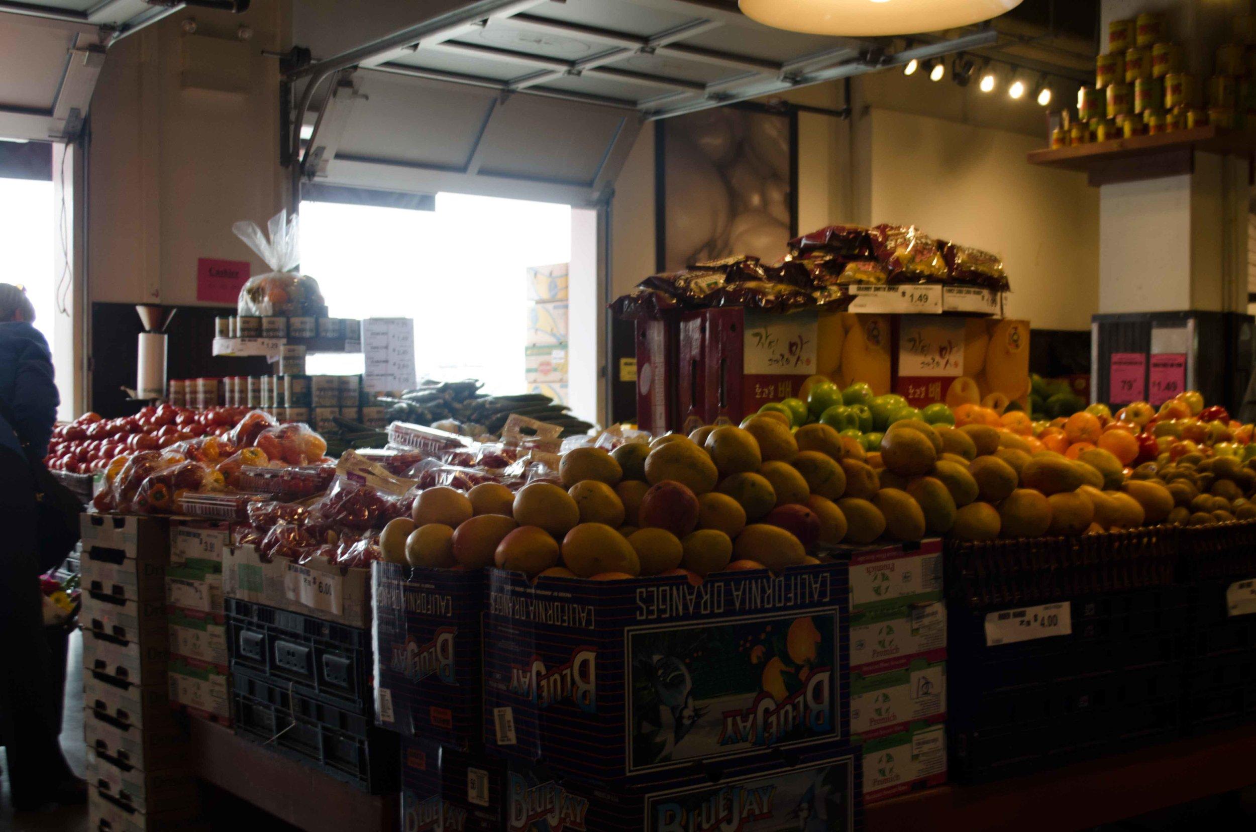 Vancover Market