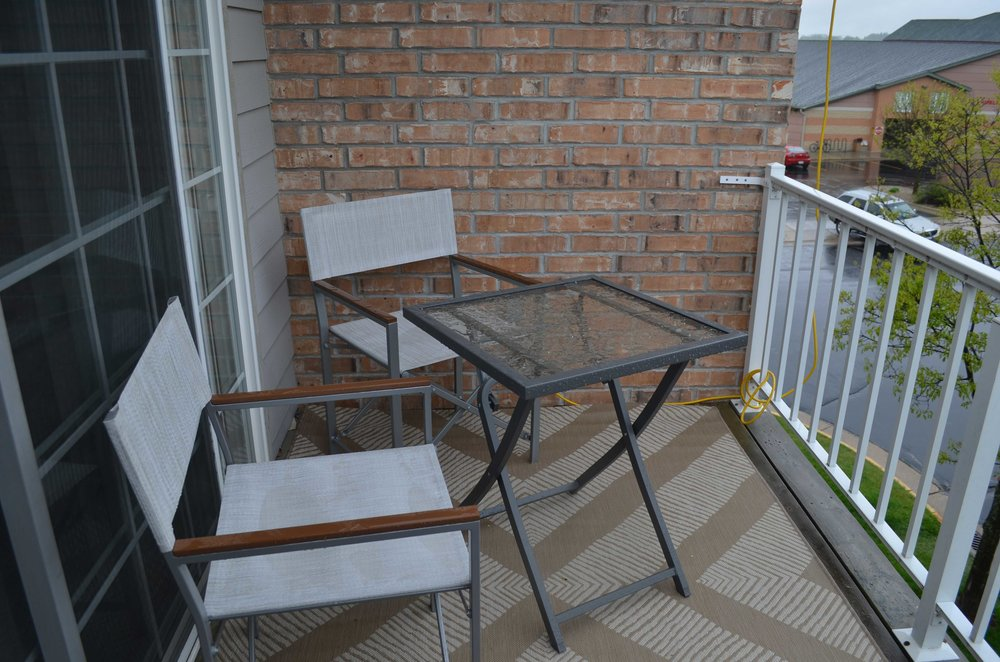 House Tour - Patio