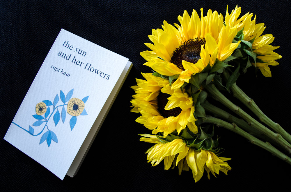 The Sun And Her Flowers By Rupi Kaur Clutter Box