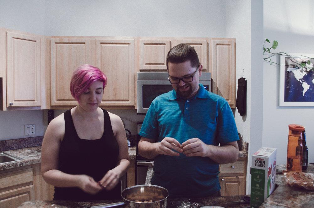 Baking for... Christmas