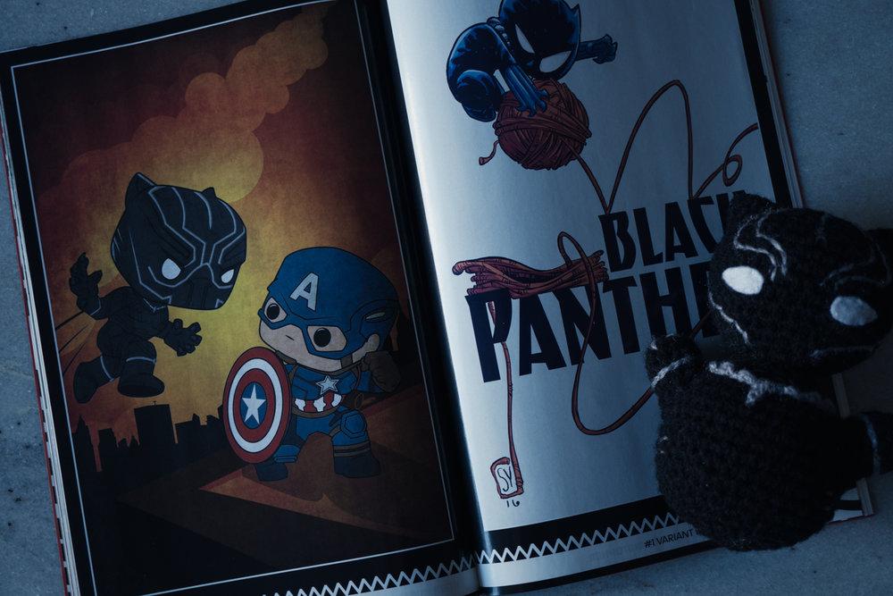 July Reading - Black Panther