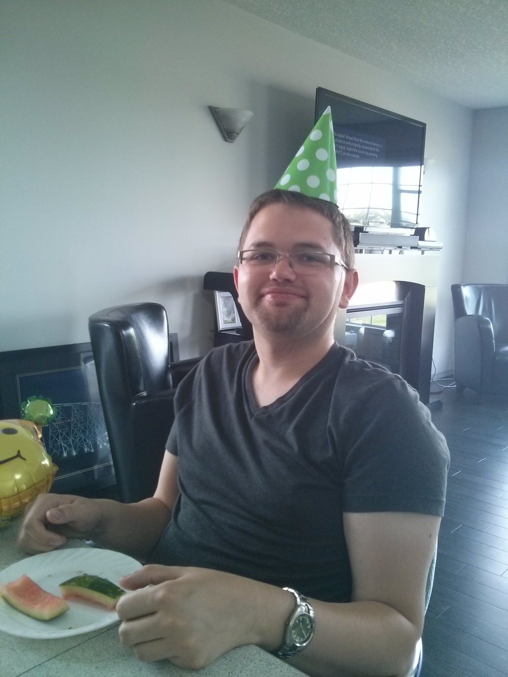 Kevin's Birthday