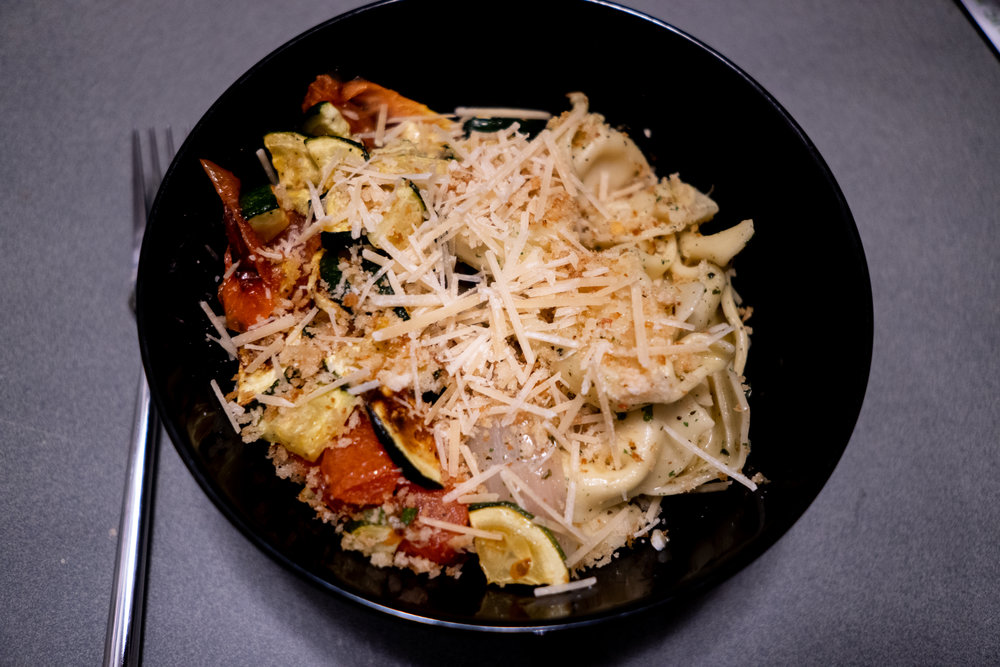 Garlic Herb Tortellini