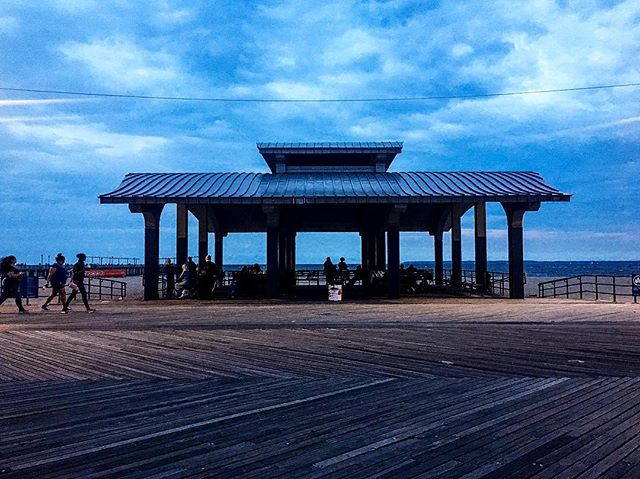 Coney Island | Brooklyn, NY  #lunapark #brooklyn #boardwalk #ocean #weekend