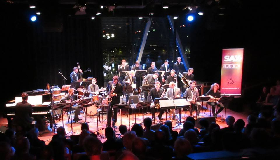Dutch Concert Big Band