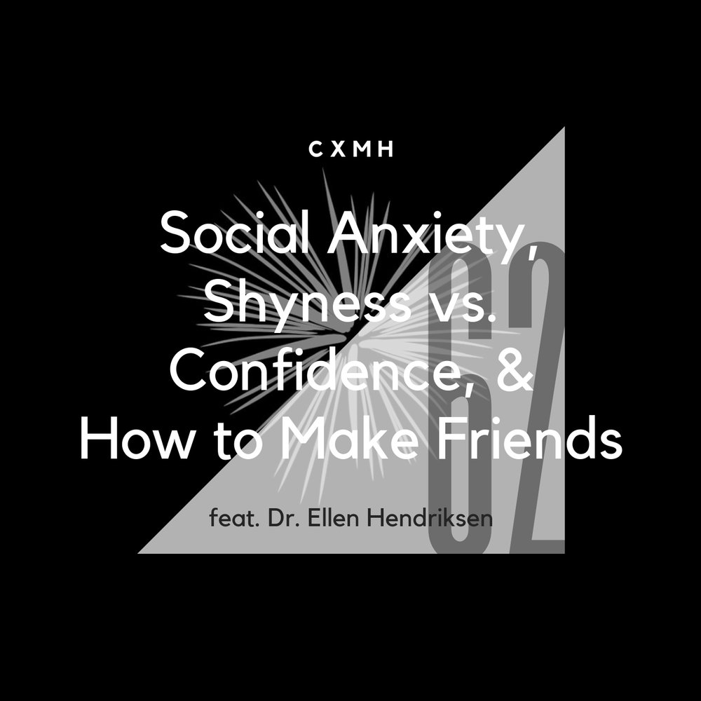 The Great Masquerader Anxiety And >> 62 Social Anxiety Shyness Vs Confidence How To Make Friends