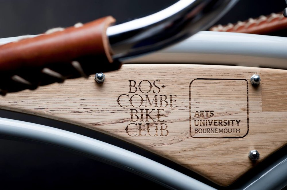 AUB BIKE -  collaboration with the arts univesity bournemouth.