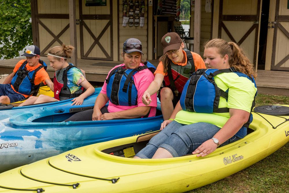 Kayaking Basics for Two!