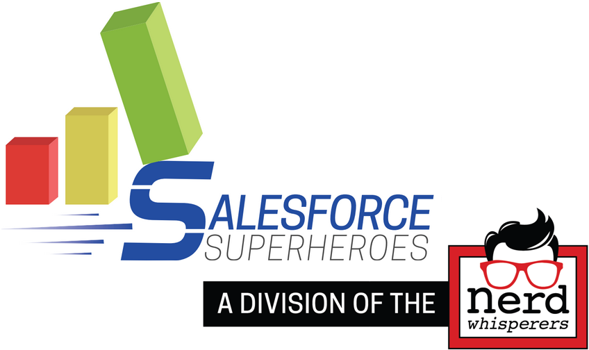 Salesforce Superheroes is a division of The Nerd Whisperers
