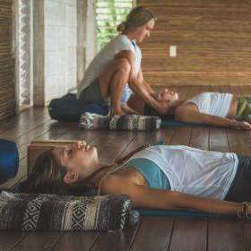 Yoga Studio at Playa Santana