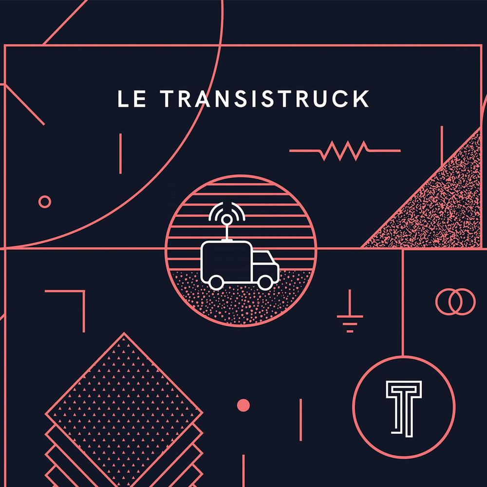 Transistruck - Les balados qu'on enregistre sur le terrain.
