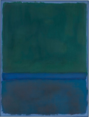 Mark Rothko (1903-1970), No. 17, 1957. Oil on canvas.
