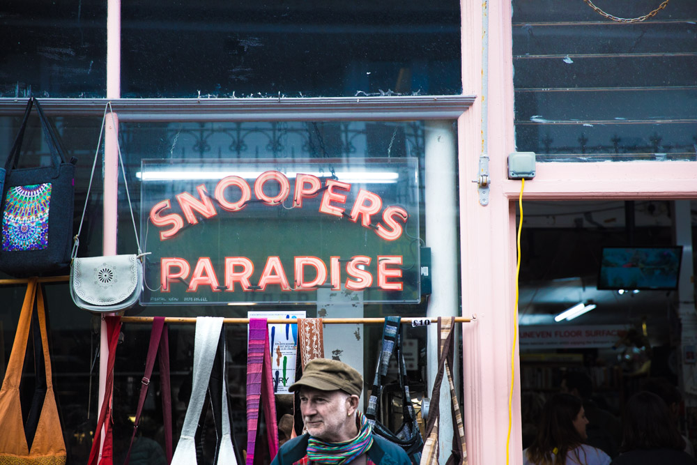 Snoopers Paradise Brighton North Laine