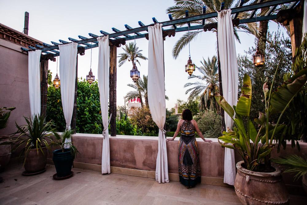 Les Deux Tours Marrakesh