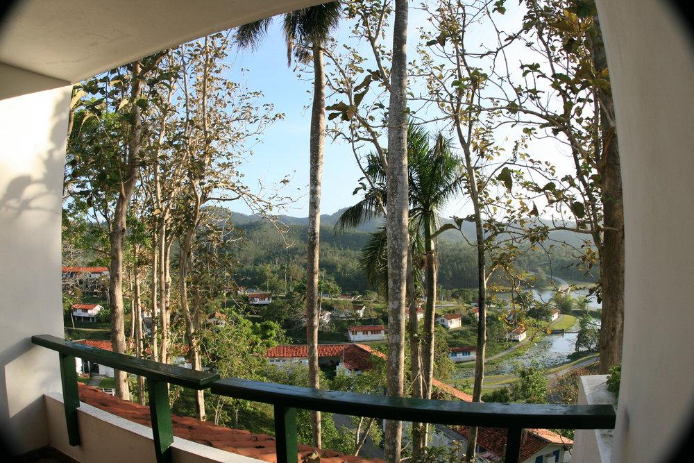 View from La Moka, La Terrazas, Cuba.