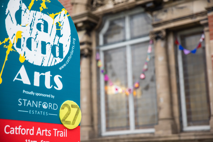 Catford Arts Trail Torridon Library