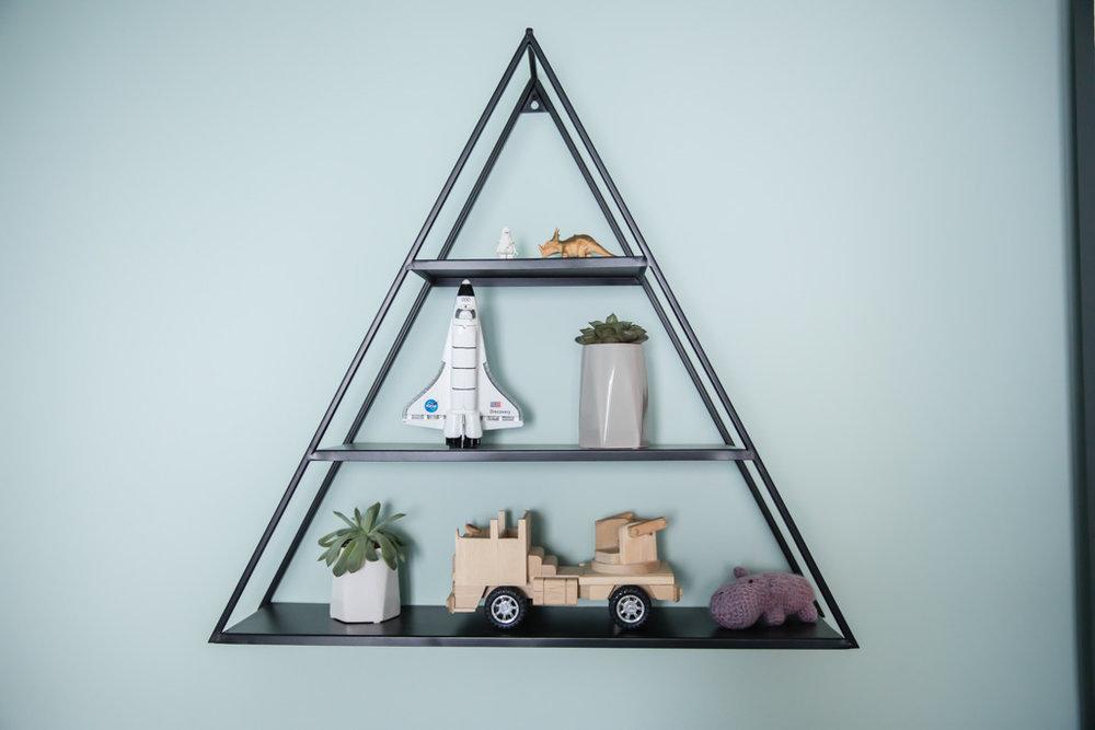 Triangle shelf La Redoute