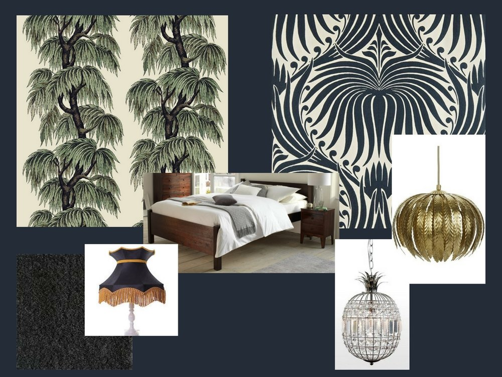 Bedroom Inspiration from Boardwalk Empire