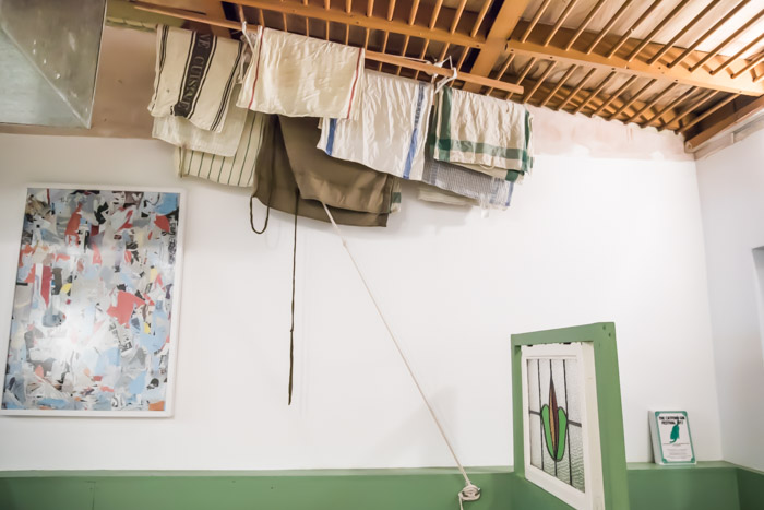 Ceiling clutter
