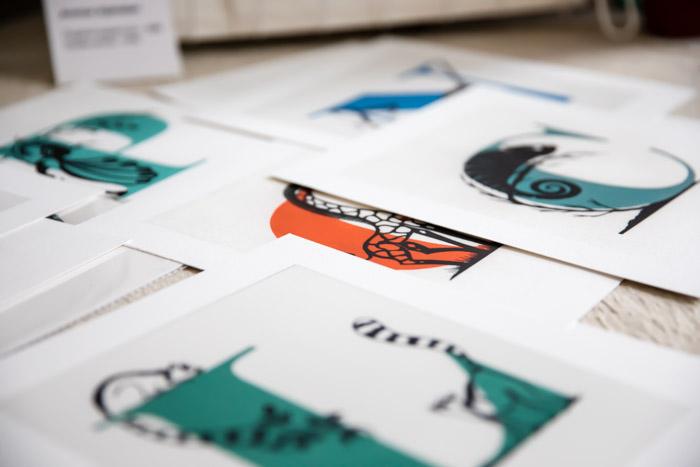 Rihanna Chaudhi Paper Cut Art